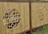 Bamboo fencing Marshalls Fencing and Welding