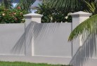 Adamstown Heights Barrier wall fencing 1