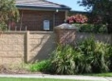 Kwikfynd Barrier wall fencing adamstownheights