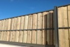 Adamstown Heights Lap and cap timber fencing 1