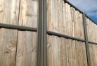 Adamstown Heights Lap and cap timber fencing 2