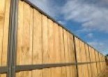 Lap and Cap Timber Fencing Fencing Companies