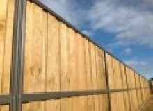 Kwikfynd Lap and Cap Timber Fencing adamstownheights