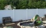 Marshalls Fencing and Welding Privacy fencing