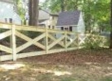 Kwikfynd Rail fencing adamstownheights